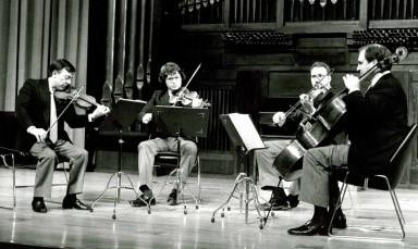 Cuarteto Arcana_Archivo fotográfico Fundación Juan March 1994